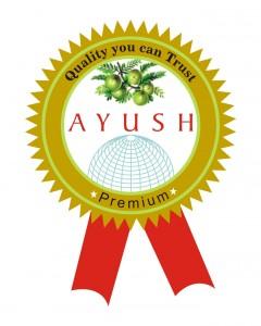 Dette er et kvalitetsstempel som kun de beste Ayurvediske selskaper får