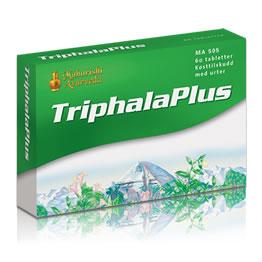 Triphala Plus mot treg mage