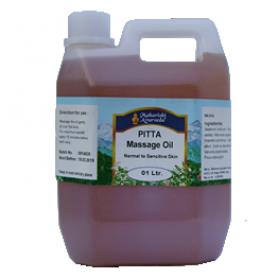 Pitta Massasjeolje 1 liter