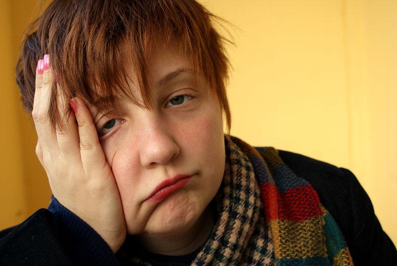 Halsen er i ferd med å bli sår, nesen begynner å renne, forkjølelsessymptomene presser på...